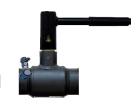 Ручные балансировочные клапаны БРОЕН Venturi FODRV без дренажа, 3950000-606005
