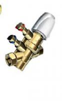 Ручные балансировочные клапаны БРОЕН Dynamic, 4860000Н-000001