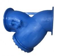Фильтр сетчатый фланцевый чугунный Ду 15-600 Ру 16, ABRA-YF-3016-D