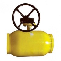 Кран шаровой Broen Ballomax КШГ серия 71.102.400 R