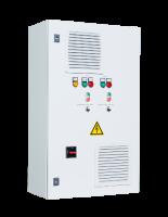 Шкафы управления 2 насосами/вентиляторами с ПЧ на каждый электродвигатель (бюджетный вариант