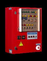 Шкафы управления насосами пожаротушения на 2 насоса