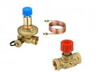 Комплект клапанов регуляторов Danfoss ASV-PV/ASV-M