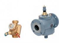 Комбинорованный балансировочный клапан Danfoss AB-QM