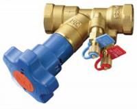 Ручной балансировочный клапан ADL VIR 9515