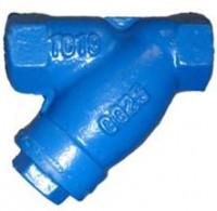 Фильтр магнитно-механический сетчатый резьбовой чугунный с магнитной вставкой Ду 15-50 Ру 16 ABRA-YF-3016-D ФММ