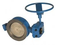 31100 Диско-поворотный затвор из углеродистой стали, PN 25 DN 80-700